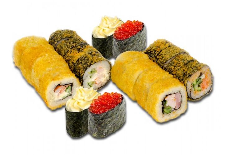 Hot End Sushi